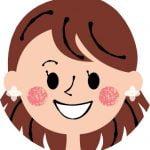 熊本電力を紹介する女性